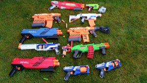 Nerf Gun R Us Home Page