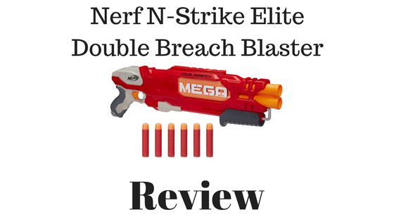 Nerf N-Strike Elite Double Breach Blaster Review