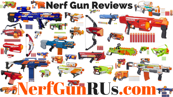 Nerf Gun Reviews | NerfGunRUS.com