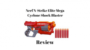 Nerf N-Strike Elite Mega CycloneShock Blaster Review