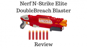 Nerf N-Strike Elite DoubleBreach Blaster Review