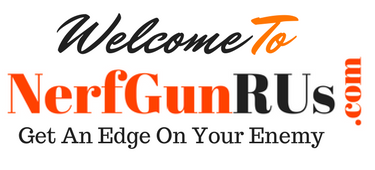 Welcome To NerfGunRUs.com Get An Edge On Your Enemy