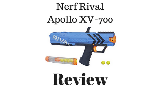 Nerf Rival Apollo XV-700 Review