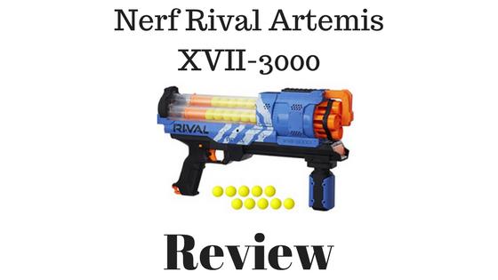 Nerf Rival Artemis XVII-3000 Review