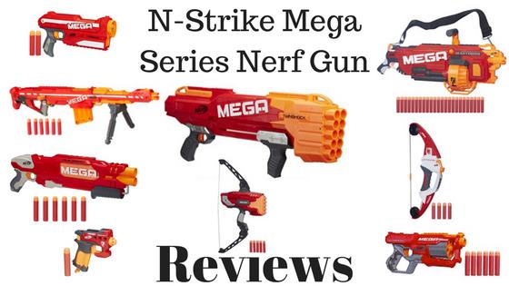 Mega nerf gun $8