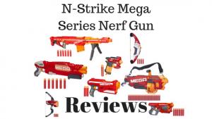 N-Strike Mega Series Nerf Gun Reviews