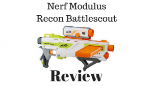 Nerf Modulus Recon Battlescout review