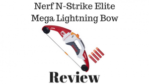 Nerf N-Strike Elite Mega Lightning Bow Review
