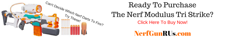 Ready To Purchase The Nerf Modulus Tri Strike | NerfGunRUs.com