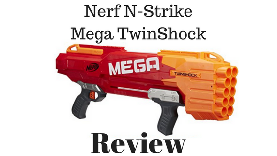 The Nerf N-Strike Mega TwinShock Review
