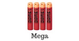 Mega Nerf Darts