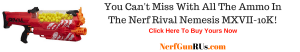 Are You Ready For All The Ammo In the Nerf Rival Nemesis MXVII-10K | NerfGunRUs.com