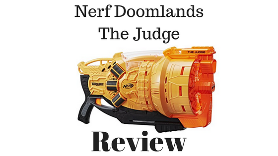 Nerf Doomlands The Judge Review