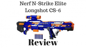 Nerf N-Strike Elite Longshot CS-6 Review