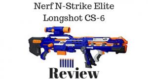 Nerf N-Strike Elite Longshot CS-6 Review