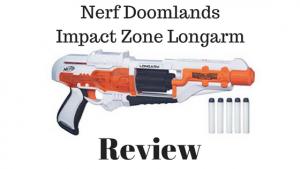 Nerf Doomlands Impact Zone Longarm Review