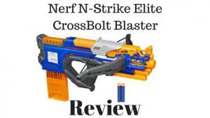 Nerf N-Strike Elite CrossBolt Blaster Review