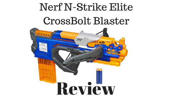 Nerf N-Strike Elite CrossBolt Blaster Review