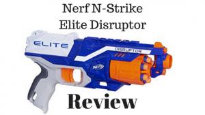 Nerf N-Strike Elite Disruptor Review