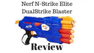 Nerf N-Strike Elite DualStrike Blaster Review