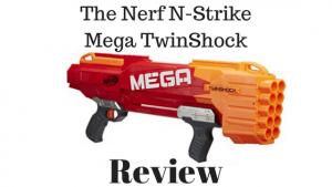 The Nerf N-Strike Mega TwinShock Review