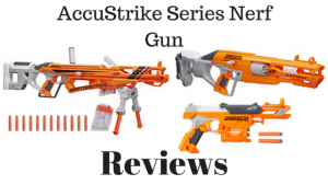 N-Strike Elite AccuStrike Series Reviews