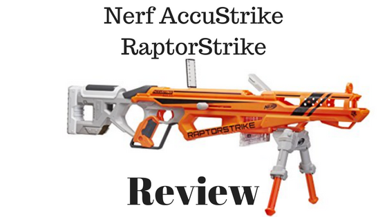 Nerf AccuStrike RaptorStrike Review
