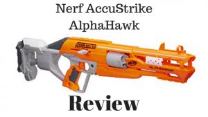 Nerf N-Strike Elite AccuStrike Series AlphaHawk Review