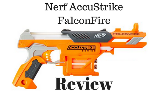 Nerf N-Strike Elite AccuStrike Series FalconFire Review
