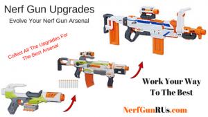 Nerf Gun Upgrades | NerfGunRUs.com