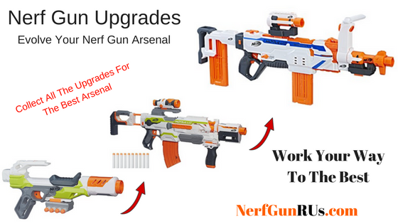 Nerf Gun – Work In Progress ...