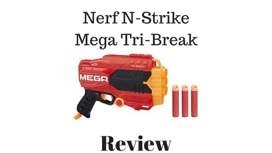 Nerf N-Strike Mega Tri-Break review | NerfGunRUs.com