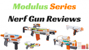 Modulus Series Nerf Gun Reviews