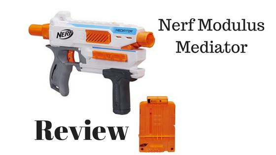Nerf Modulus Mediator review