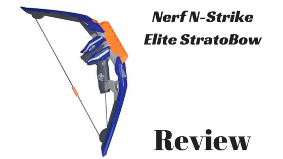 Nerf N-Strike Elite StratoBow Review