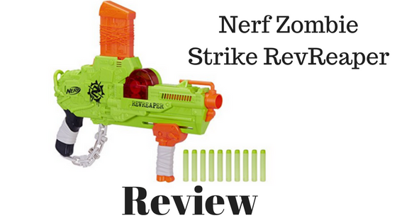 Nerf Zombie Strike RevReaper Review