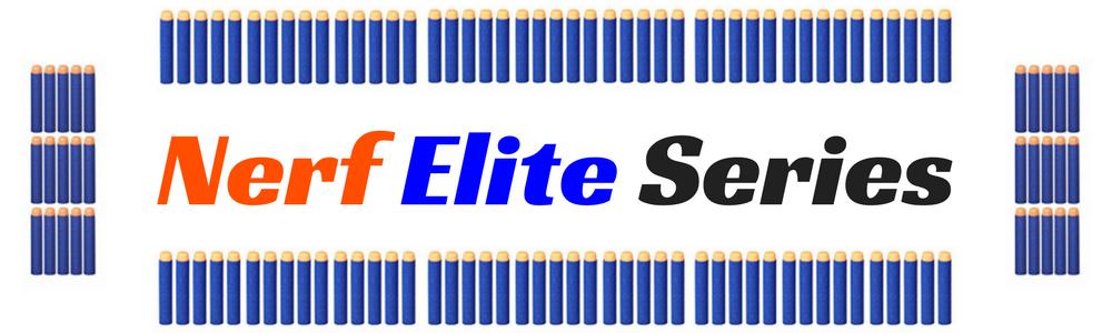 Nerf Elite Series