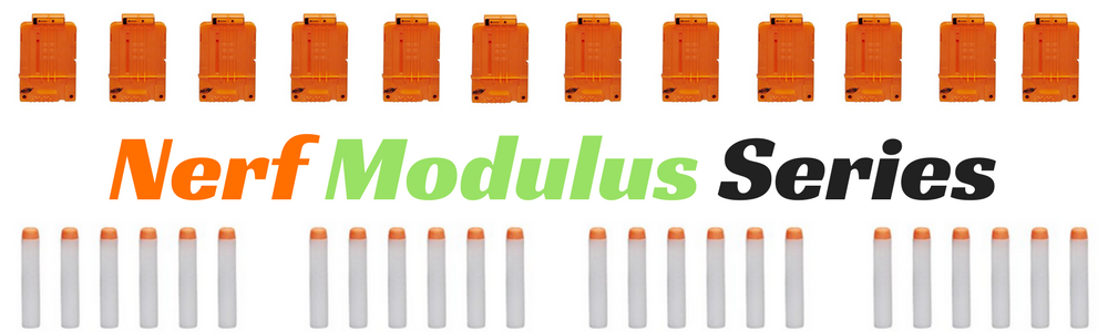 Nerf Modulus Series