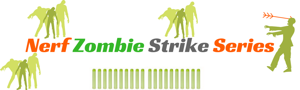 Nerf Zombie Strike Series