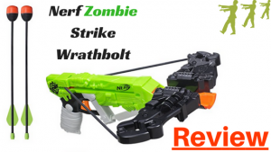 Nerf Zombie Strike Wrathbolt review