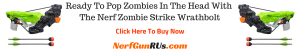Ready To Pop Zombies In The Head With The Nerf Zombie Strike Wrathbolt