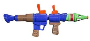 fortnite nerf rocket launcher super soaker - fortnite tactical shotgun nerf gun review