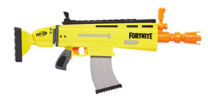 Fortnite Nerf Legendary Assault Rifle - SCAR - Nerf Gun