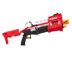 Nerf Fortnite Tactical Shotgun That Fires Real Nerf Darts