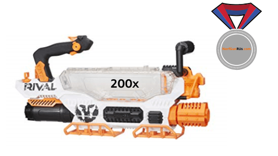 Nerf Rival Prometheus MXVII-20K | NerfGunRUs.com